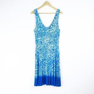 Athleta Reef Print Dress
